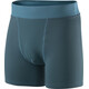 Houdini M's Mix Wind Shorts Abyss Green